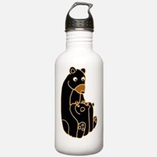Mother Bear and Cobs Water Bottle