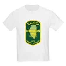Illinois Game Warden T-Shirt