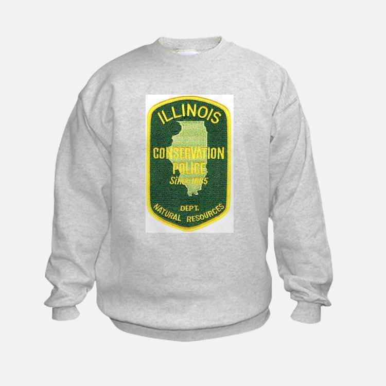 Illinois Game Warden Sweatshirt