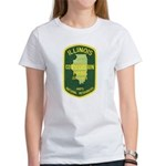 Illinois Game Warden Women's T-Shirt