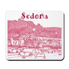 Sedona_10x10_v2_MainStreet Mousepad