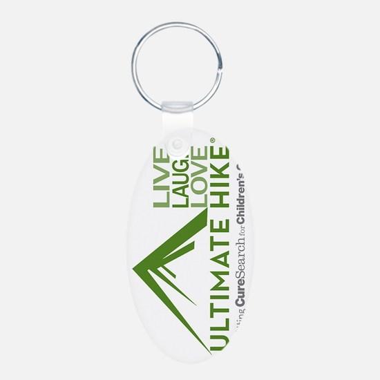 Live Laugh Love Hike Keychains