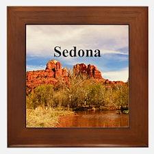 Sedona_6x6_v1_CathedralRock Framed Tile