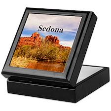 Sedona_6x6_v1_CathedralRock Keepsake Box