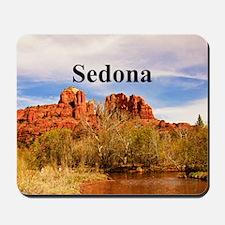 Sedona_6x6_v1_CathedralRock Mousepad