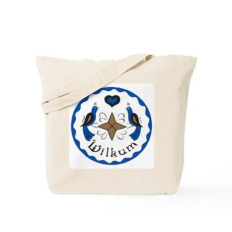 Wilkum 2 Tote Bag
