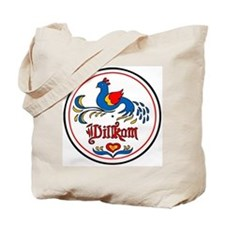 Wilkum Hex 1 Tote Bag