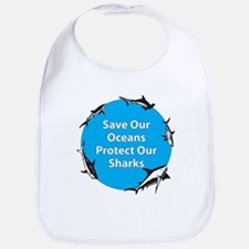 Save Our Oceans. Protect Our  Bib