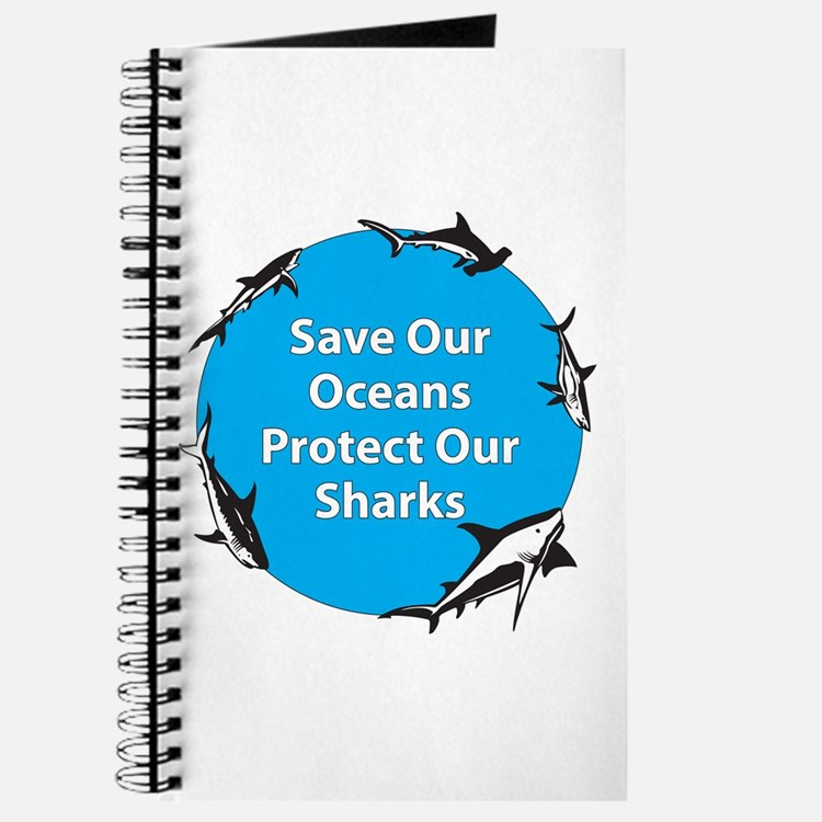 Save Our Oceans. Protect Our Journal