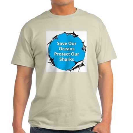 Save Our Oceans. Protect Our Light T-Shirt