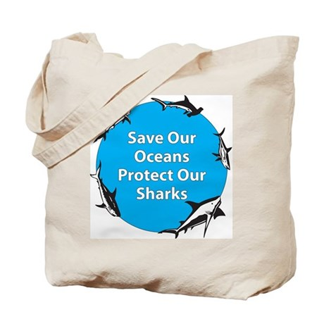 Save Our Oceans. Protect Our Tote Bag