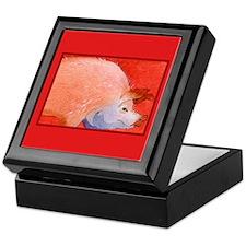 Pink Piggy Keepsake Box