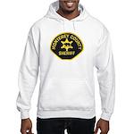 Monterey County Sheriff Hooded Sweatshirt