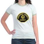Monterey County Sheriff Jr. Ringer T-Shirt