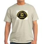 Monterey County Sheriff Light T-Shirt