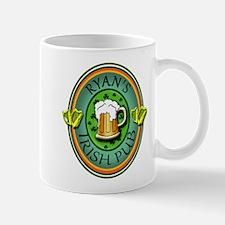 CUSTOM Irish Pub Sign Mug