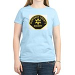 Monterey County Sheriff Women's Light T-Shirt