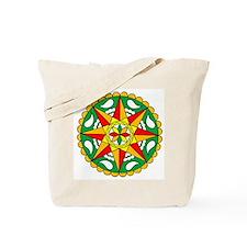 Rain, Sun Fertility Hex Tote Bag