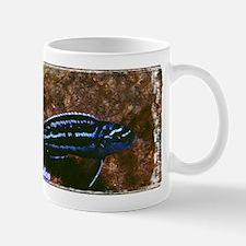 Blue Johanni Mug