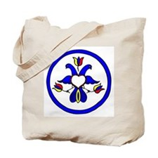 Double Eagle Hex Tote Bag