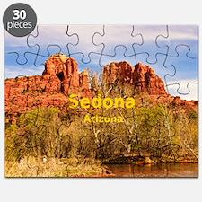 Sedona_8.56x7.91_GelMousepad_CathedralRock Puzzle