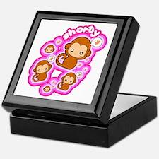 Shorty Monkey Keepsake Box