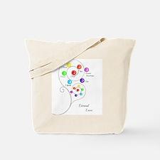 Eternal Love Pregnancy Tote Bag