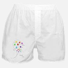 Eternal Love Pregnancy Boxer Shorts