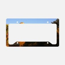 Sedona_12.2x6.64_CathedralRoc License Plate Holder