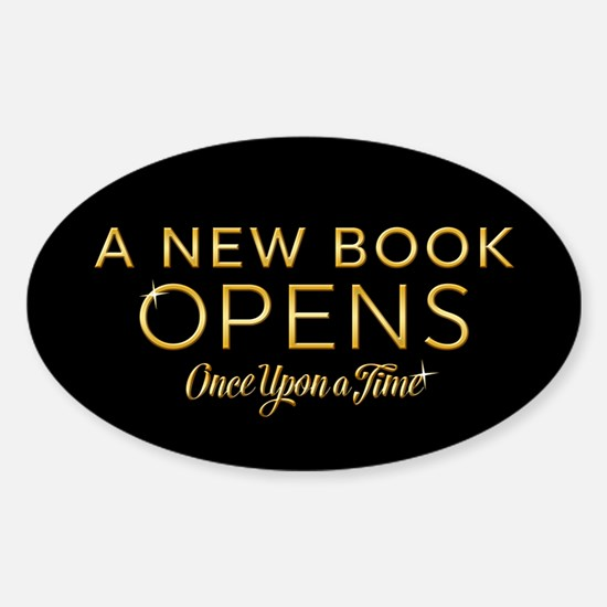 OUAT A New Book Opens Decal