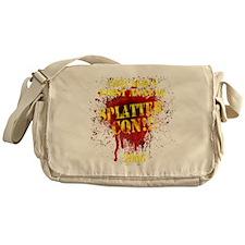 Splatter Con!!! Dark Messenger Bag