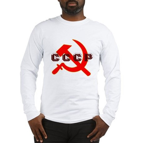 CCCP Long Sleeve T-Shirt