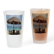 St. Martin Beach 3 Drinking Glass