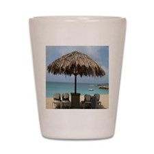 St. Martin Beach 3 Shot Glass