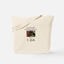 OrangUtan Chess Tote Bag