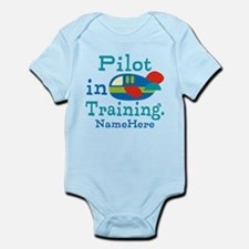 Personalized Pilot in Training Infant Bodysuit