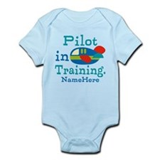 Personalized Pilot in Training Onesie