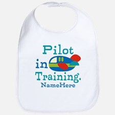 Personalized Pilot in Training Bib