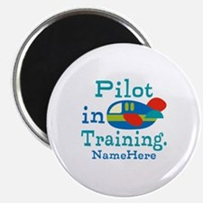 Personalized Pilot in Training Magnet