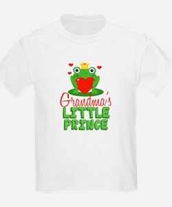 Grandma's Little Prince T-Shirt