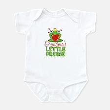 Grandma's Little Prince Infant Bodysuit