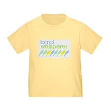 bird whisperer T