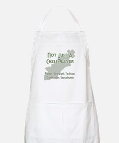 Not Just A Chessplayer BBQ Apron
