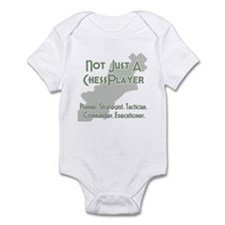 Not Just A Chessplayer Infant Bodysuit