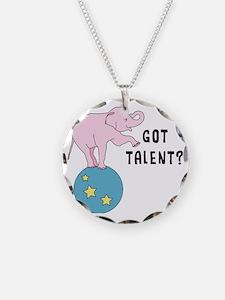 Got Talent? Necklace