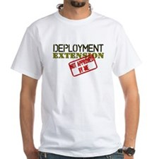 Deployment Extension Not Appr Shirt