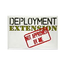 Deployment Extension Not Appr Rectangle Magnet