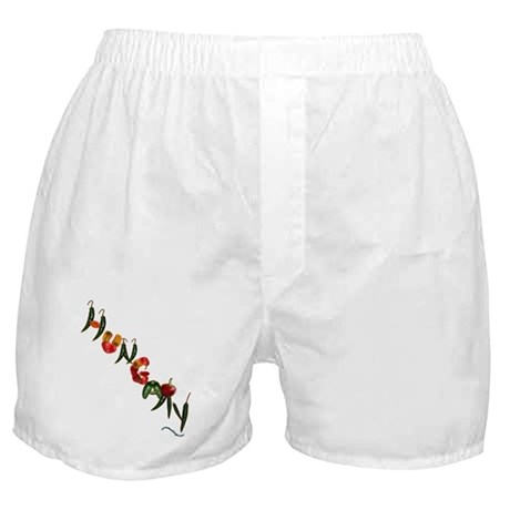 Hungary Peppers Boxer Shorts