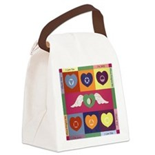 Ho'oponopono Canvas Lunch Bag