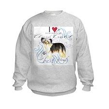 Powderpuff Sweatshirt